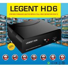 Legent HD6 Αποκωδικοποιητής