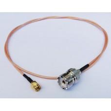 RG316US-100 Καλώδιο με connector