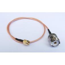 RG316US-50 Καλώδιο με connector